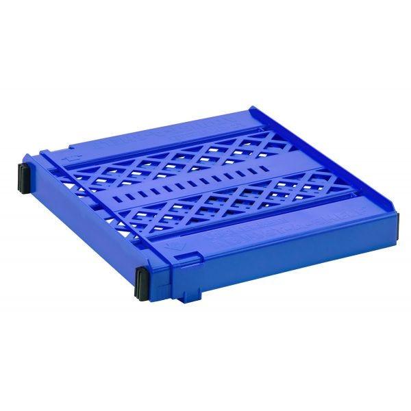 LockerMate Adjust-A-Shelf Locker Shelf, Blue