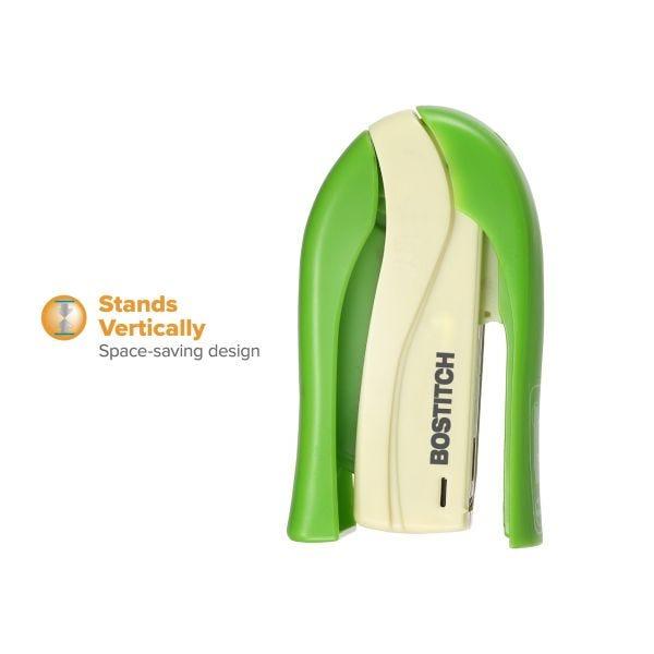 Lime Green Personal Stapler