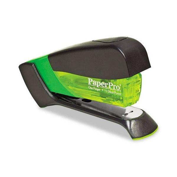 Compact Stapler, Green