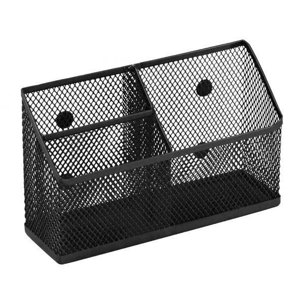 LockerMate Magnetic Pencil Holder, Black