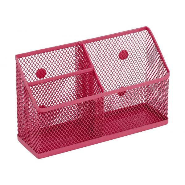 LockerMate Magnetic Pencil Holder, Pink