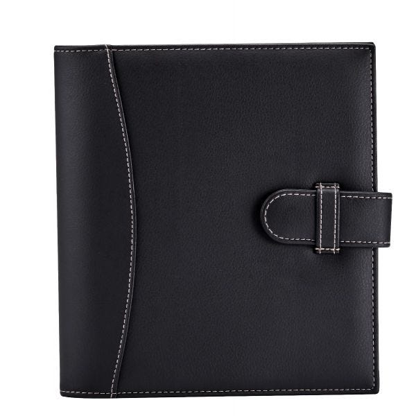 Black Mini Binder