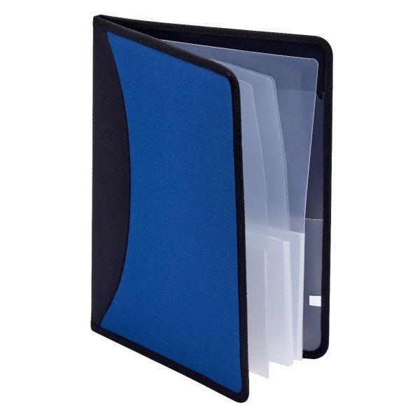 It's Academic 14-Pocket Student Folder, Assorted Colors