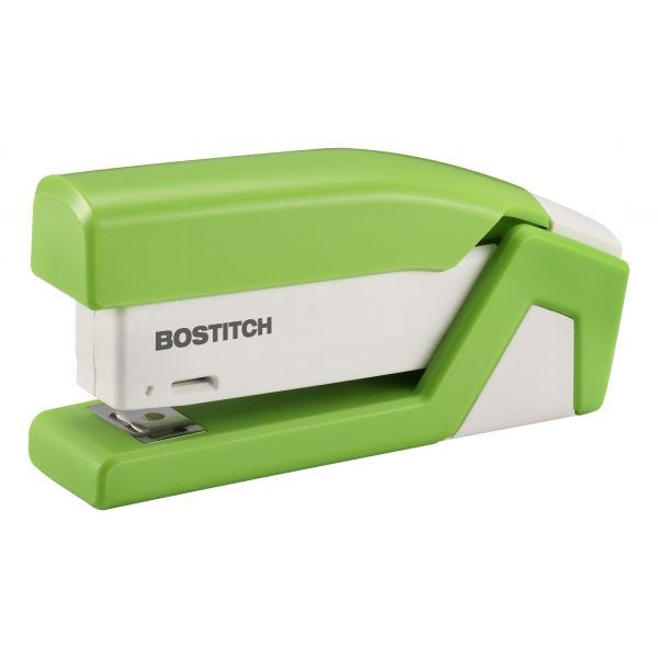 Lime Green Stapler