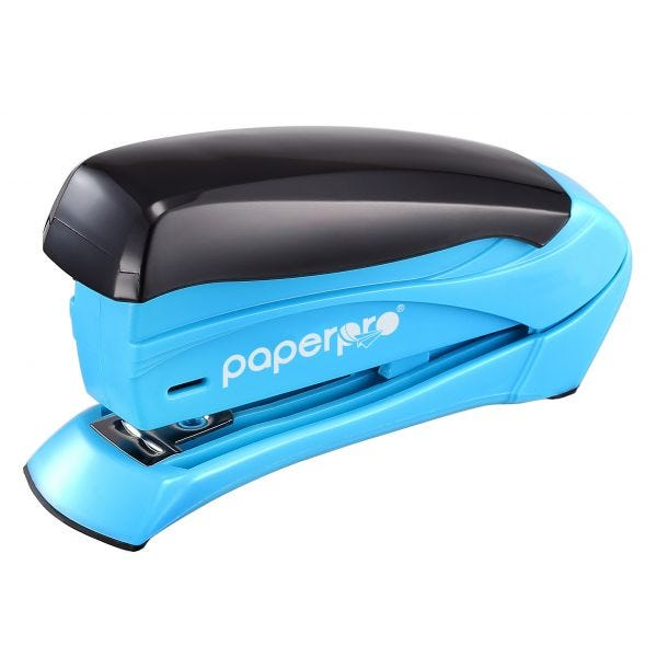 inSPIRE™ 15 Compact Stapler, Blue