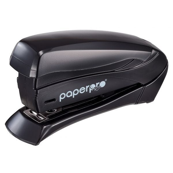 inSPIRE™ 15 Compact Stapler, Black