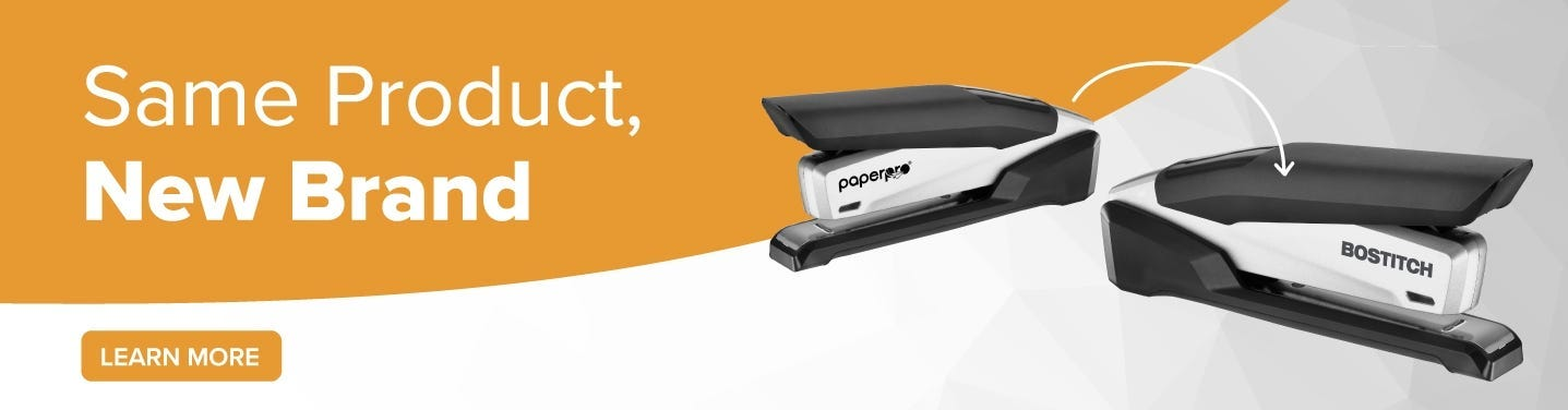 PaperPro is Now Bostitch